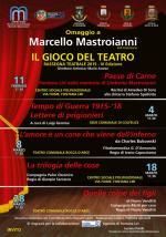 Rassegna teatrale 2015 - IV edizione